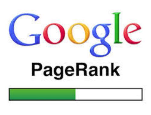 Il Pagerank è tornato, scopriamo perchè