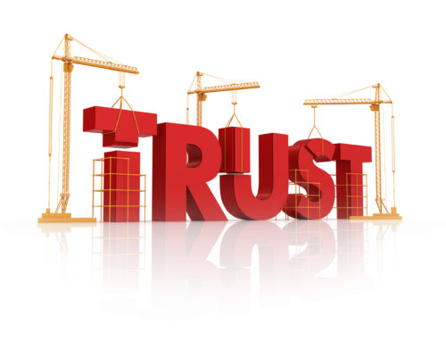 Domain authority e trust rank