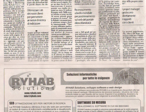 Nel 2007 si parlava di SEO in Italia?