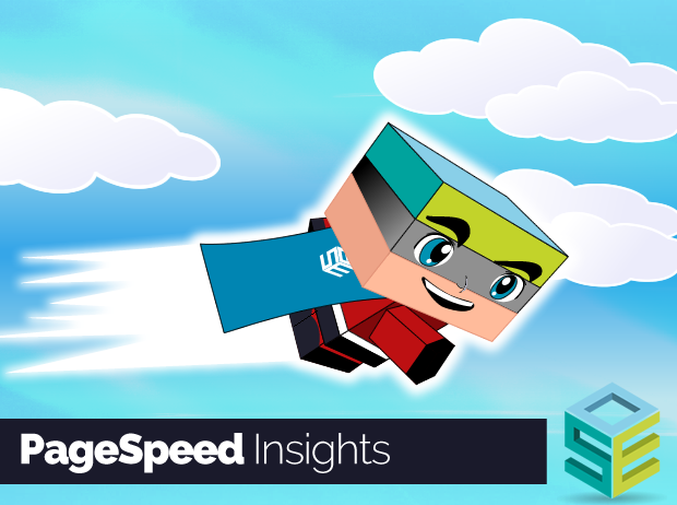 PageSpeed Insight SEO Cube