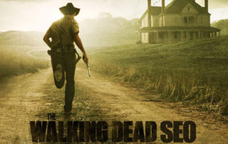 walking dead seo